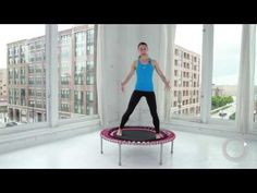 Check out Fayth Caruso and her team on this bellicon rebounder group class video. They use the bellicon with screw on legs and do this class with up to Pop Pilates, Pilates Video, Pilates For Beginners, Pilates Workout, Beginner Pilates, Beginner Workouts, Pilates Yoga, Rebounder Workout, Trampolines