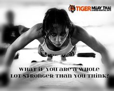 What would you attempt if you KNEW you would not fail? Let Tiger Muay Thai & MMA in Thailand show you. No experience necessary. www.tigermuaythai.com