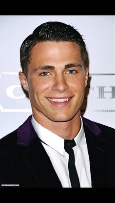 Colton Haynes my new found love