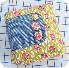 Zip Pouches PDF Sewing Pattern Instant par michellepatterns sur Etsy