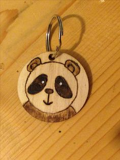 My first attempt at pyrography! x