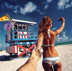 Follow me to Miami Beach Murad Osmann