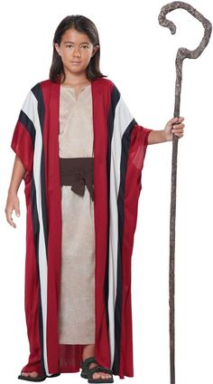 Shepherd Christmas costume kids