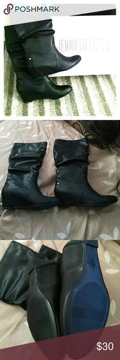 🍁one day sale🍁 J LO BOOTS JLo never worn boots. Jennifer Lopez Shoes Winter & Rain Boots
