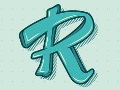R for 36daysoftype by Enisaurus