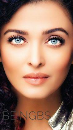 Actress Aishwarya Rai, Aishwarya Rai Bachchan, Bollywood Actress, World Most Beautiful Woman, Beautiful Eyes, Beautiful Celebrities, Beautiful Actresses, Miss World, Luxury Beauty