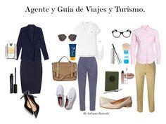 A la Agente de Viajes y Turismo la veo muy cómoda en la calle, medio formal en la oficina y de traje en el museo. https://www.facebook.com/bazardelacoloracionpersonal/