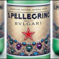 A few of my favorite things... Love this campaign.  #BVLGARI #PELLEGRINO - @victoriasargasso- #webstagram