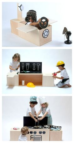 | Fun in a case from Innedit Kids |