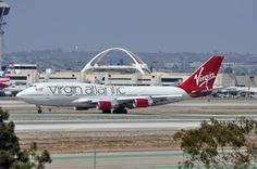 G-VBIG looking fantastic in the current Virgin Atlantic livery. The metallic red really works. Too bad some are flat. Like Thai, I wonder if the change in paint is due to environmental concerns?
