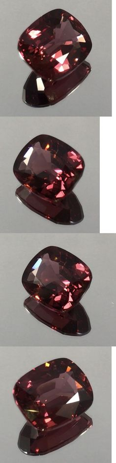 Spinel 110873: Gia Certified Orange Red Natural Spinel 3.02 Carat Loose Gemstone **Make Offer** -> BUY IT NOW ONLY: $1499 on eBay!
