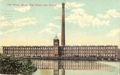 Fall River Iron Works - 1912