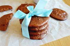 Simple, yet delicious. Brownie Cookies, Muffin, Simple, Breakfast, Recipes, Food, Morning Coffee, Muffins, Eten