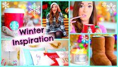 Winter Inspiration ♡ Room Decor, Essentials, Outfits + More!