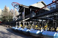 Vortex trains are all taken off of the track and ready for storage. Winter Months, To Go, Train, Fun, Lol, Funny