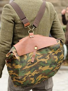 Gardrop Kedisi: Trend: Sırt çantaları