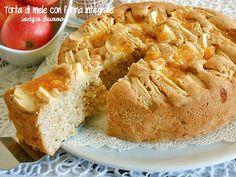 Torta di mele con farina integrale senza burro Blog Profumi Sapori & Fantasia