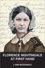 Florence Nightingale at First Hand, Click to see full size cover image.