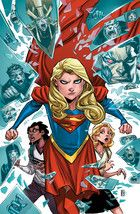 """REIGN OF THE CYBORG SUPERMEN"" part four! Supergirl struggles to escape the perverse reincarnation of Argo City as her father, the Cyborg Superman, attacks National City and her new home with the DEO! To face her ultimate test as a hero, Kara must let go of her past and embrace the future."