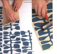 Lotta Prints: How to Print with Anything, from Potatoes to Linoleum: Amazon.co.uk: Lotta Jansdotter: 9780811860376: Books