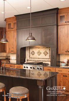 Amicalola Bungalow II House Plan 07455, Kitchen Photo 2