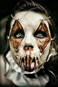 schmink halloween - Google zoeken