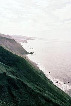 высокий берег
