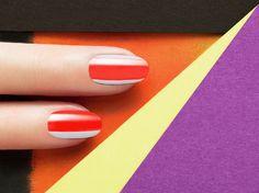 Vibrant Spring Nails by JINsoon | Sephora Beauty Board #Sephora #nailart