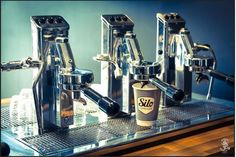 New machine in the game ? - Crema Coffee Forum