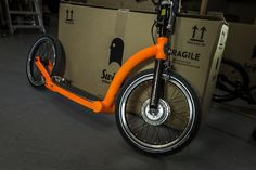 Swifty adult kick scooters: Handcrafted, beautiful, and sustainable #green #EcoSustainable