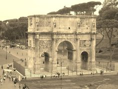 One of the awesome pictures taken for the house. Can't wait to get back to Rome!