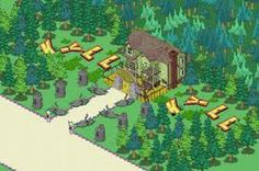 Krustyland - Haunted Mansion