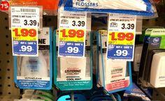 Free at Kroger: Listerine floss now thru 9/27 - http://couponsdowork.com/kroger-grocery-store/floss-freebie-kroger-927/