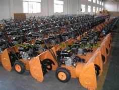 2012-2013 Snow Blowers – Who Makes What?
