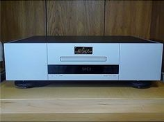 Goldmund Eidos 36 SACD cd player