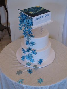 1000 Images About Puzzle Cake On Pinterest Puzzles