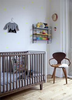 Warm woods for the nursery