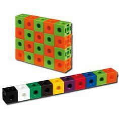 Multicubes / Cubes encastrables - La classe de Laurène
