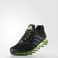 Adidas Running Training Shoes Men Springblade Drive 2.0 Black D69684 Gym