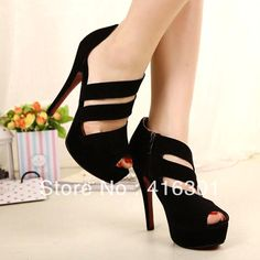 Aliexpress.com : Buy 2013 free shipping Sexy open toe shoe  women's autumn high heeled shoes gladiator platform pumps from Reliable designer sandals suppliers on Professional Hair Jewelry. $22.98