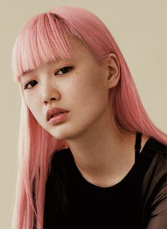 Shed Plans - driflloon: Fernanda Ly and Aya Jones by Letty. - welcome, ghosts - Now You Can Build ANY Shed In A Weekend Even If You've Zero Woodworking Experience! Pastel Hair, Pink Hair, Pastel Pink, Fitness Inspiration, Hair Inspiration, Pretty People, Beautiful People, Fotografie Portraits, Grunge Hair