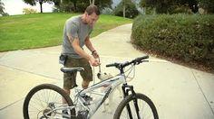 Lucky Dog - Bike Training