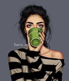 Image in art ✨ ✨ collection by princess rose Girly M, Girl Cartoon, Cartoon Art, Pinterest Arte, Sarra Art, Cute Girl Drawing, Girly Drawings, Cute Girl Wallpaper, Digital Art Girl