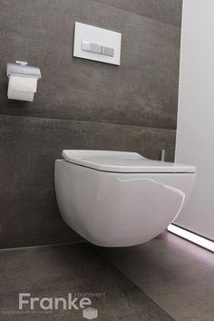 XXL-Format - Fliesen im Großformat bis zu einem Maß von 80x180 cm. Das neue Villeroy & Boch Tiefspül-WC Vinticello. http://www.franke-raumwert.de/Fliesen/Kronos-Ceramiche-1617/Prima-Materia/ #Villeroy&boch #Villeroy #Kronos #Tiefspüler #WC
