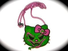 HK RIddlebox ICP Necklace by PinkPandemonium on Etsy
