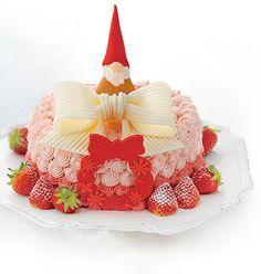 There is a Santa Claus! : 予約しなきゃ! 2013年 色取り取り新作クリスマスケーキ♪ - NAVER まとめ
