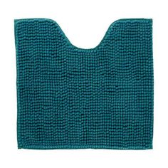 Soft Toggle Contour Bath Mat - Green