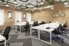 SiteGround Office space by cache atelier, Madrid – Spain » Retail Design Blog
