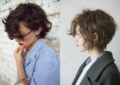 short curly bob haircuts