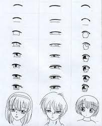 Dessin facile a reproduire par etape manga google search id es peinture enfants pinterest - Peinture facile a reproduire ...